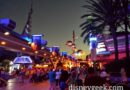 Walking through #Disneyland #Tomorrowland @ 8:30pm