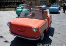 Rosa my dance partner for Luigi's Rollickin' Roadsters in #CarsLand today