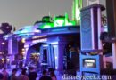 Bands have returned to Tomorrowland Terrace on weekend nights.  Between sets they do not lower the stage