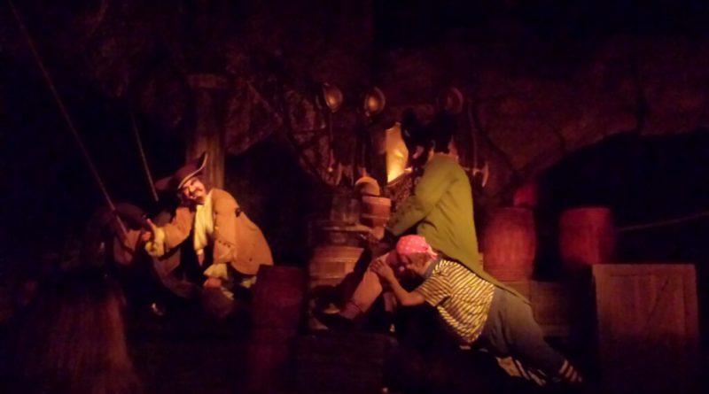 Pirates of the Caribbean #Disneyland