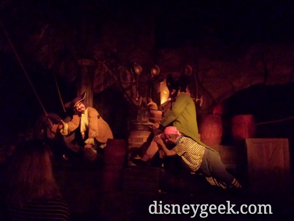 Pirates of the Caribbean #Disneyland