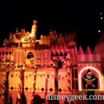it's a small world only had a couple minute wait so went for a cruise #Disneyland