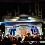 Tomasina at Tomorrowland Terrace tonight #Disneyland