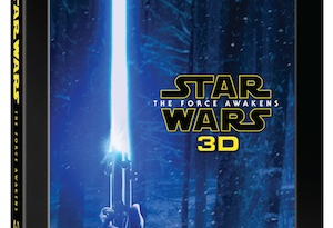 Star Wars the Force Awakens in 3D Collectors Edition