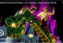Main Street Electrical Parade Disney Parks Blog Live Stream Replay