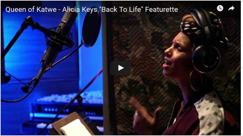 Queen of Katwe - Alicia Keys