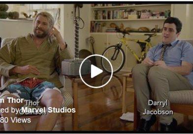 """Captain America: Civil War – New """"Team Thor"""" Bonus Feature"""
