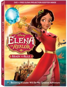 Elena Of Avalor Ready To Rule DVD