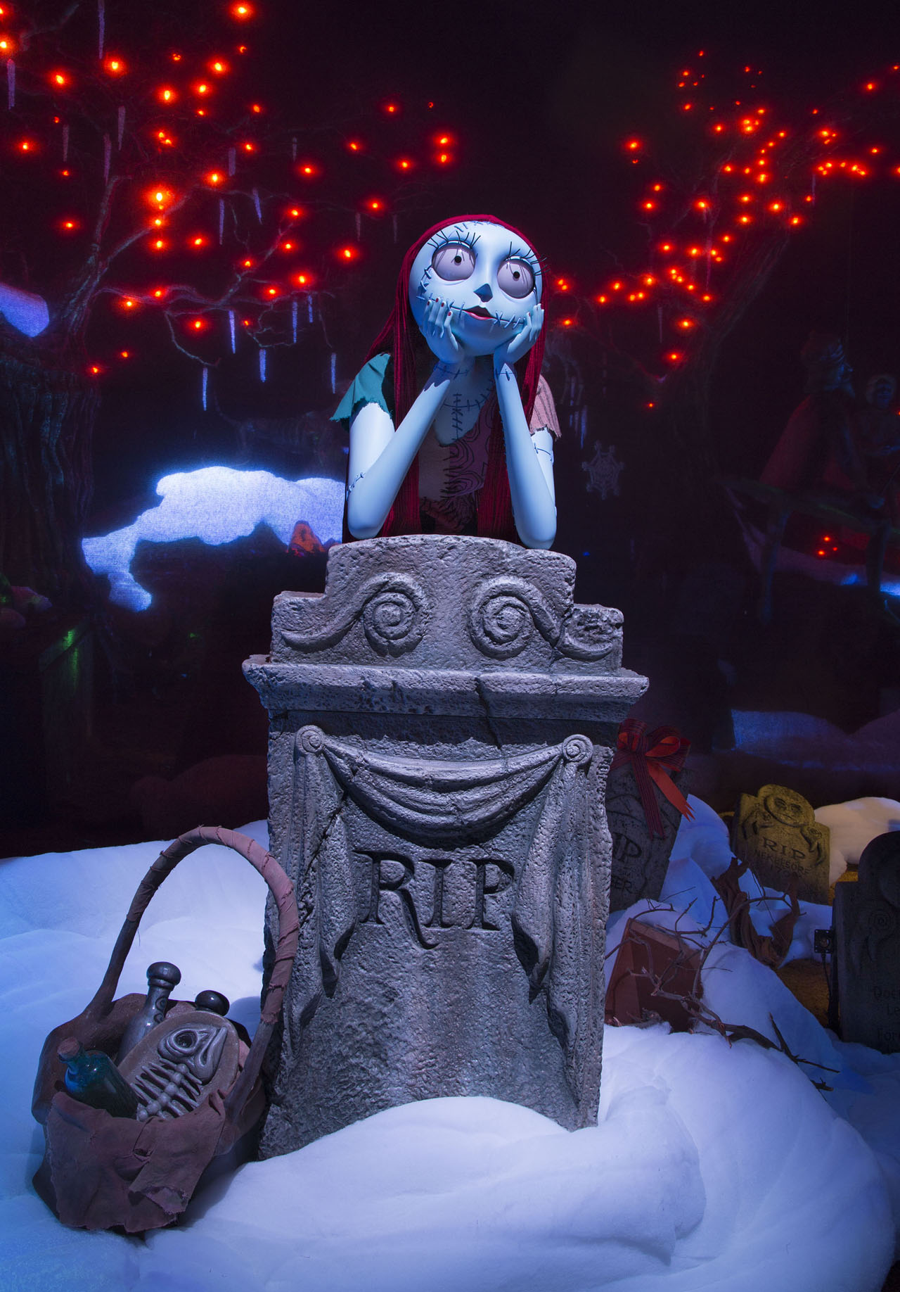 Haunted Mansion Holiday Kicked Off Its 15th Season Today