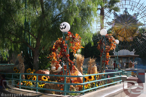 Disney California Adventure HalloweenTime 2006