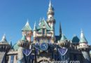 Last weekend for #Disneyland60 celebration – Sleeping Beauty Castle