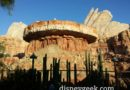Radiator Springs Racers are currently closed by cycling #CarsLand