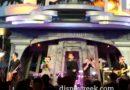 Suburban Legends at #Tomorrowland Terrace @DisneylandToday