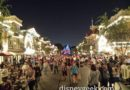 #Disneyland Main Street USA @ 8:20pm