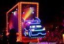 DJ – Paint the Night #Disneyland