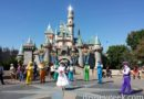 Mary Poppins & the Pearly Band in front of Sleeping Beauty Castle #Disneyland