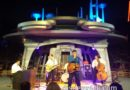 #Elvis – Scot Bruce is at the #Tomorrowland Terrace tonight #Disneyland
