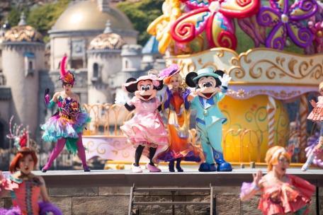 """Disney's Easter"" a t Tokyo DisneySea"