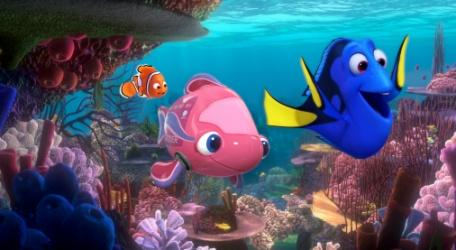 """Nemo & Friends SeaRider"" a t Tokyo DisneySea"