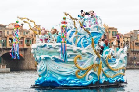 """""""Disney Tanabata Days"""" a t Tokyo DisneySea"""