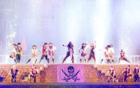 Disn ey Pirates of theCarribean-themed Special Event at Tokyo DisneySea