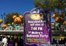 #Disneyland closes early tonight for a sold out #Halloween party