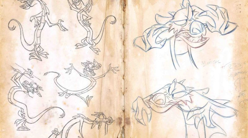 Art of Disney's Dragons