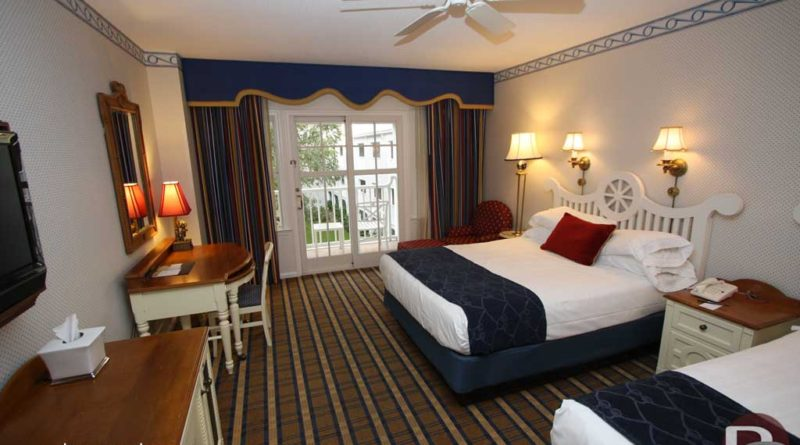 Disney's Yacht Club Resort -