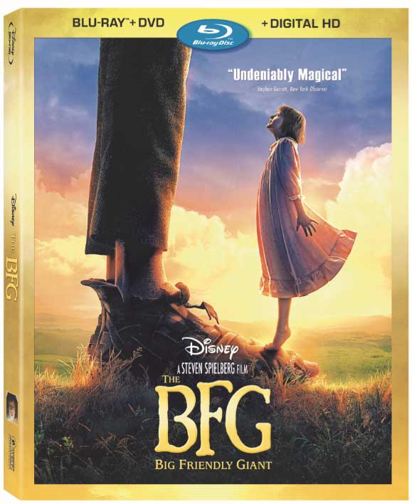 The BFG Home Video