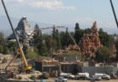 ​Disneyland Star Wars Construction Check (9/30)