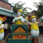 Disneyland Paris Halloween 2015 Pictures