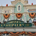Disneyland Paris Main Street Pumpkins 2015 Pictures