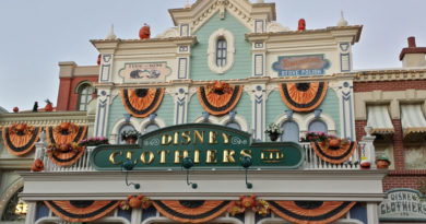Disneyland Paris Pumpkins - Featurred Image