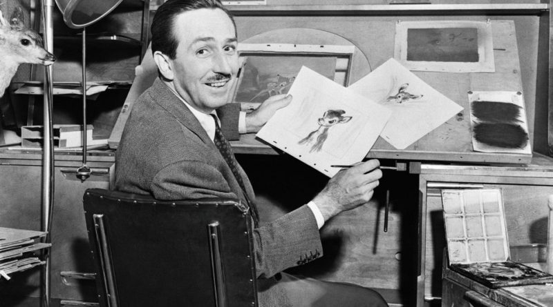 Walt Disney took great pride in the sophisticated artistry of Bambi (1942.)