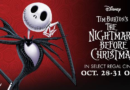 The Nightmare Before Christmas – Returns to Select Regal Cinemas this Halloween Weekend