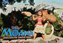 #Moana preview has moved into the bugs theater at Disney California Adventure