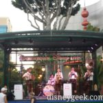Polka music in Downtown Disney tonight