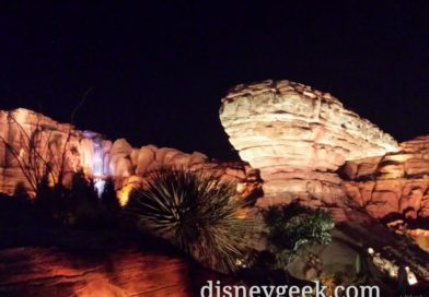 #OrnamentValley #CarsLand at Disney California Adventure