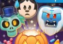 New Halloween-Themed Emojis & Items and Emoji Stickers for iMessage