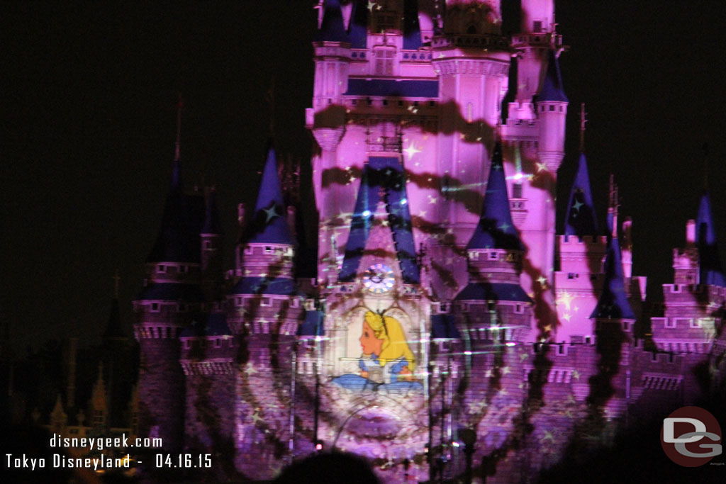 Tokyo Disneyland - Once Upon a Time