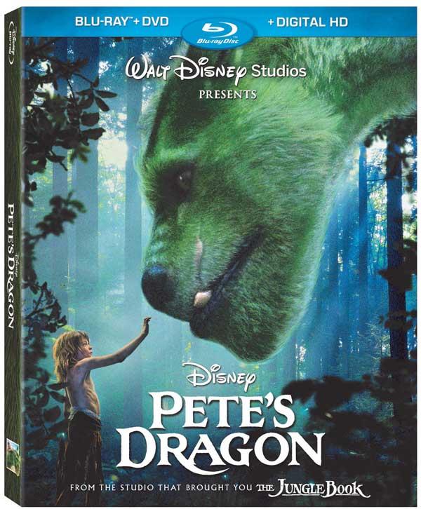 Petes Dragon Blu-ray