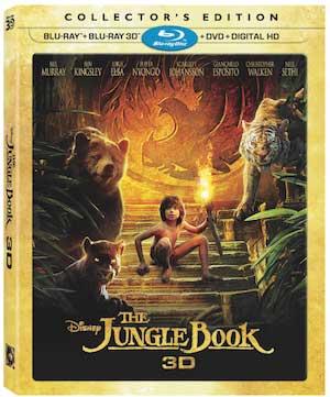 Junlge Book Collectors Edition