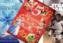 Disney Publishing Holiday Gift Book List
