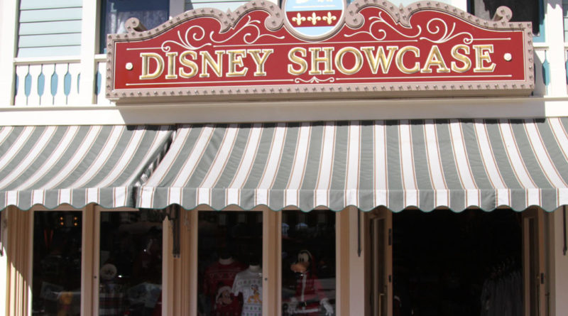 Disney Showcase - Main Street USA Featured Image