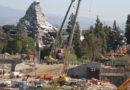 Disneyland Star Wars Construction Check (10/21)