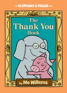 The Thank You Book - Cover