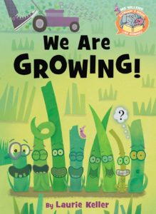 We Are Growing Cover