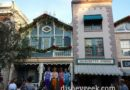 #DapperDans of #Disneyland performing on a porch on Main Street USA
