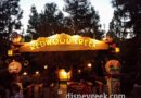 This year Santa will be in the Redwood Creek area of Disney California Adventure