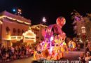 Mickey's Soundsational  Parade under the lights on Main Street USA #Disneyland